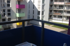 2-Zimmer-Wohnung im Depot1 Balkon 1 von 3