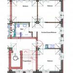 Beispiel Grundriss 3,5-Zimmer-Wohnung Depot 1&2